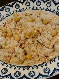 大豆とショウガの炊き込みごはん - つまみはやっぱり手作りで お惣菜バンザイ