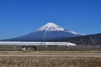 新幹線と富士山 - じいじとばあばのフォトライフ