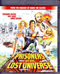 「ロストユニバース/魔宮伝説からの脱出」 Prisoners of the Lost Universe (1983) - なかざわひでゆき の毎日が映画三昧