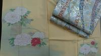 春色の縫い取り訪問着 - たんす屋新小岩店ブログ
