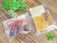 お財布にやさしいバレンタインちょこ&ケーキ作り - maruwa★taroのFelt Factory