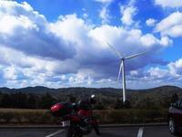 角島方面に行く その2 大浦ヶ岳 - Dameba ~motorcycleでいろいろなところに出かけるブログ~