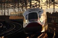 那須DE塩原③ - 新幹線の写真