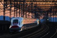 那須DE塩原④ - 新幹線の写真