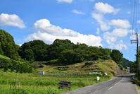 太平記を歩く。 その20 「奉建塔」 大阪府南河内郡千早赤阪村 - 坂の上のサインボード
