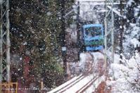 雪行列車 - あ お そ ら 写 真 社