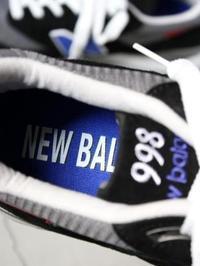 NEW BALANCE M998HL - 【Tapir Diary】神戸のセレクトショップ『タピア』のブログです