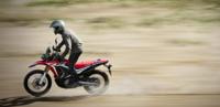 春を待つ(CRF250 RALLY編) - マーチとバイク