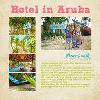 Hotel in Aruba - Osanpo-Life