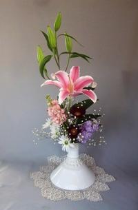 藤村俊二さんが好きな花と言わせたカスミソウ - 活花生活(2)