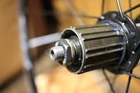 ハブ軸130〜135 - 自転車写真旅