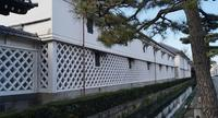 東本願寺のなまこ壁 - たんぶーらんの戯言