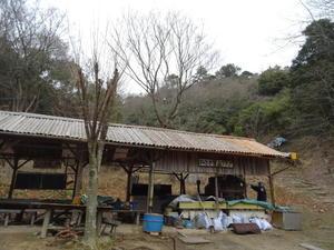 雨が降ろうが作業は続く・・・孝子の森 - 活き生き in 岬町