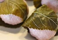 桜餅の香り - 日々のしをり
