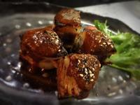 黒豆大根サンド 甘辛味噌ソース - ナチュラル キッチン せさみ & ヒーリングルーム セサミ