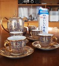 タイの紅茶に入れて美味しい、明治おいしい牛乳 タイアップレッスン / 3月のメニュー - 日本でタイメシ ときどき ***