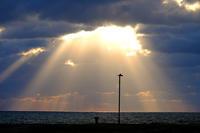 海辺の風景 - デジタルで見ていた風景
