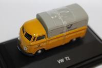 1/87 Schuco VolksWagen T1 Pick Up WORKING MODEL - 1/87 SCHUCO & 1/64 KYOSHO ミニカーコレクション byまさーる