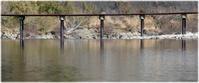 吊り橋のある風景 - 写真画廊 ナカイノブカズ 2