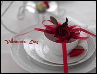 バレンタインテーブルのアイディア - *PRIM  ROSE*