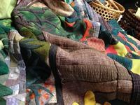 色に埋もれて - 林サヨコ創作キルトの世界