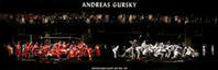 Andreas Gursky: 展覧会 ポスター - Satellite
