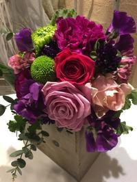 紫色のブーケ - Hinagiku