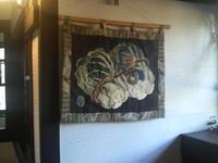 友人の布絵の展覧会を見に行きました - 葉っぱ=64 PART2