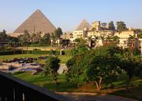 エジプト旅行記 2016年 エジプト カイロ 「 Mena House Hotel 」 旧館 - 食べて、寝るだけ