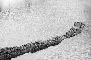 固定の石積み - pinbokephoto diary