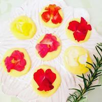 春いっぱい♪ の花餅と クチナシの薬膳効能♪ - 大阪薬膳 Jackie's Table  おもてなし料理教室