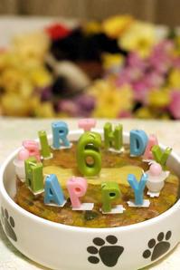 ララとの約束・・・6歳のお誕生日ケーキ - Reon&Roses+Lara