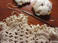 かぎ針編みでアクセサリースヌード 1 - ハンドメイドライフ