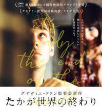 グザヴィエ・ドランの『たかが世界の終わり』 - マイケルと読書と、、