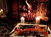暖炉があるromantic dinner/Lausanne - Changun-kun