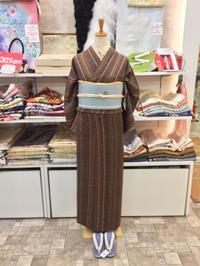渋めモダンな裄長さんコーディネート♫ - Tokyo135° sannomiya
