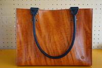 NEW トートバッグ(大)・外縫い。 - 革職人 TOSHI