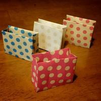 小さな紙袋 - 手作り工房