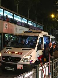 2017年香港 初日から大事件に遭遇 - 来客手帖~ときどき薬膳