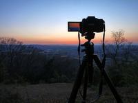 筑波山シルエットロマン♪ 日の出間際の色の変化をお楽しみ下さい - 『私のデジタル写真眼』