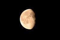 昨夜のお月様 - むーちゃんパパのブログ 3