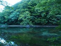 奥入瀬渓流上流部を散策 - HOT HOT SPRINGS