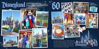 60周年ディズニー DSB - Osanpo-Life