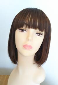 人毛100%医療用ウィッグだから気軽にアレンジ - 三重県 訪問美容/医療用ウィッグ  訪問美容髪んぐのブログ