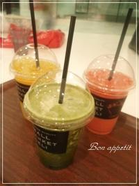 SMALL MARKET@DELI @大阪/梅田 - Bon appetit!