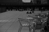 chairs and tables - S w a m p y D o g - my laidback life