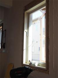 石膏ボードをカットして壁の補修~窓まわりのリフォーム - 暮らしをつくる、DIY*スプンク