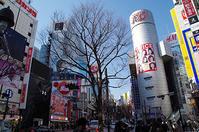 2月16日(木)今日の渋谷109前交差点 - でじたる渋谷NEWS