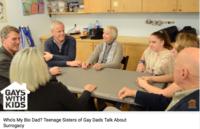 代理出産で生まれた子どもたちの声〜父親はゲイカップル〜(その6) - 生殖テクノロジーとヘルスケアを考える研究会   [忘備録]