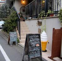 Cafe きんもくせい - のんびり街さんぽ